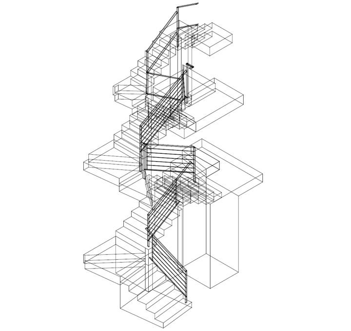 disegno scale chi siamo